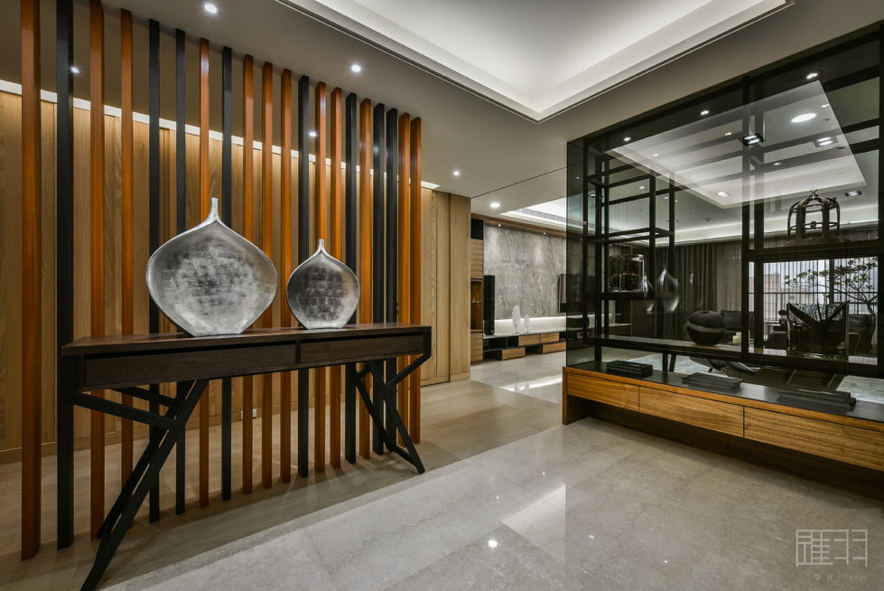 Interior Of The Apartment In Taiwan From Manson Hsiao, Hui-yu Interior Design Studio 2