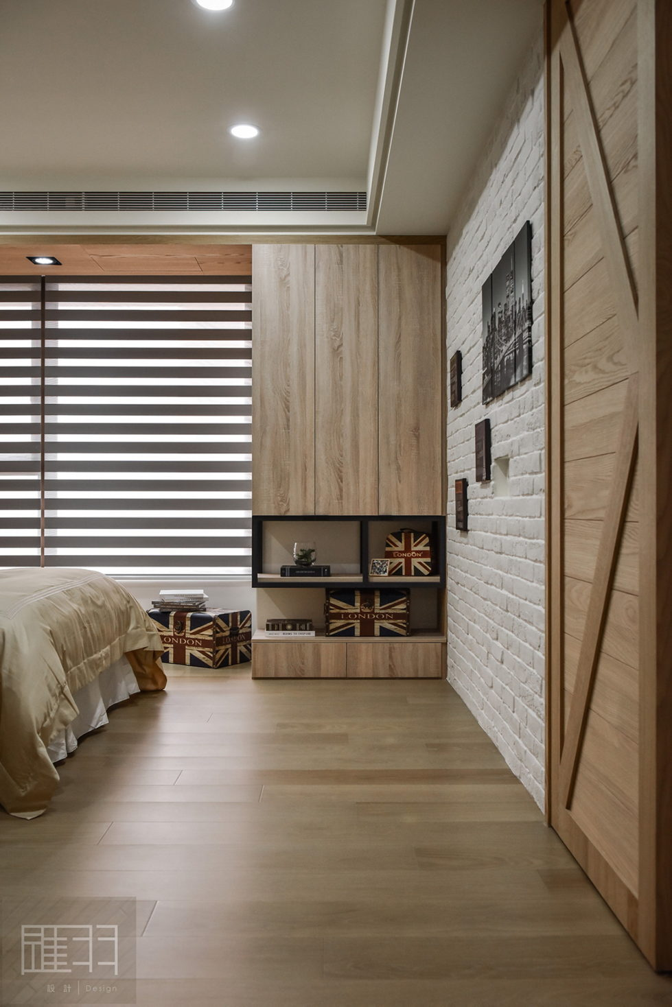 Interior Of The Apartment In Taiwan From Manson Hsiao, Hui-yu Interior Design Studio 20