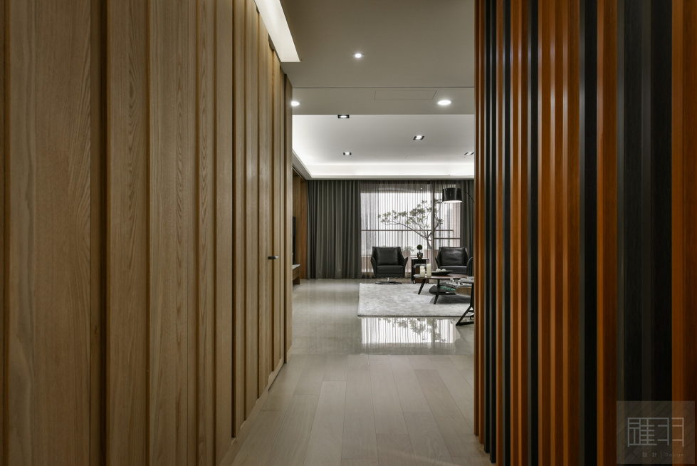Interior Of The Apartment In Taiwan From Manson Hsiao, Hui-yu Interior Design Studio 3