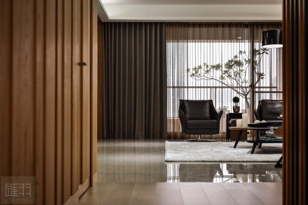 Interior Of The Apartment In Taiwan From Manson Hsiao, Hui-yu Interior Design Studio 5