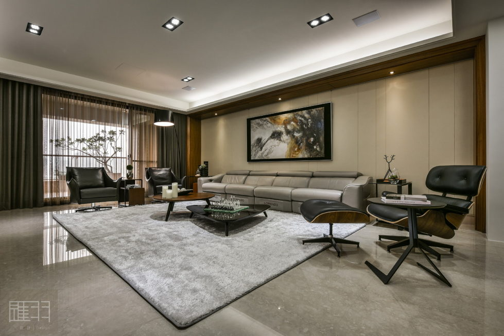 Interior Of The Apartment In Taiwan From Manson Hsiao, Hui-yu Interior Design Studio 7