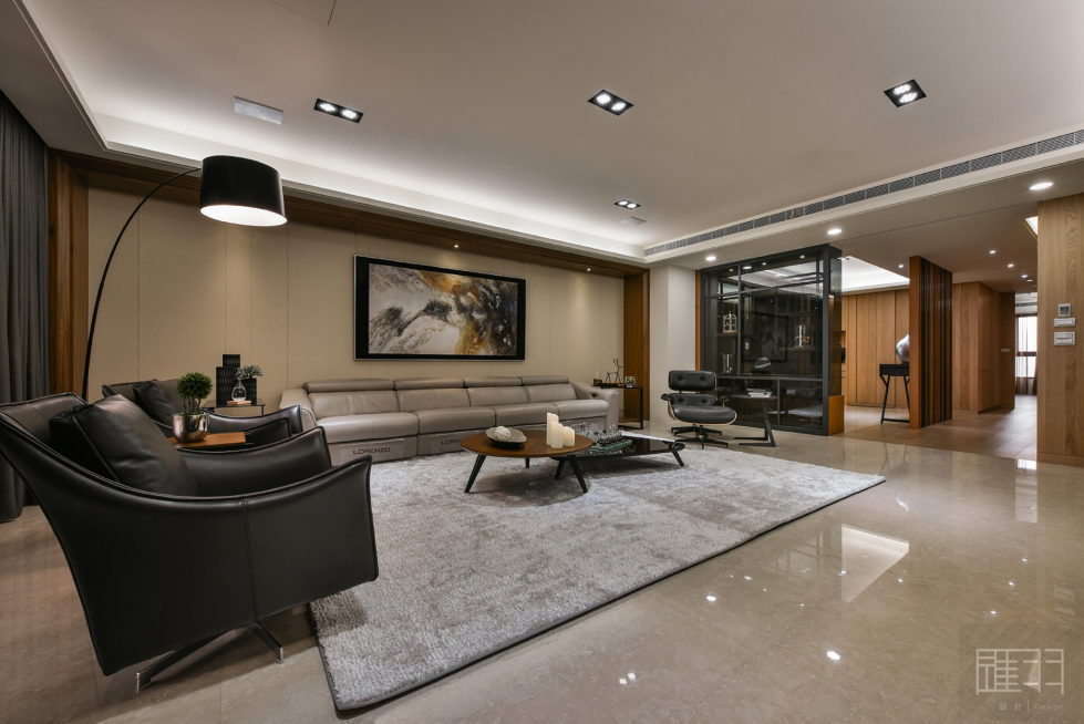 Interior Of The Apartment In Taiwan From Manson Hsiao, Hui-yu Interior Design Studio 8