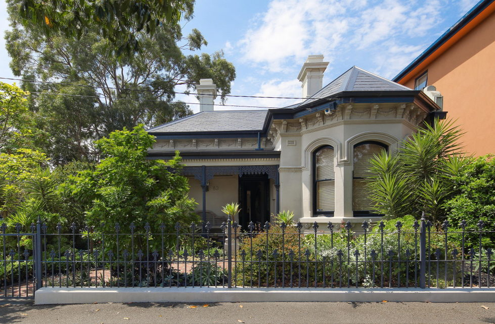 Merton Private Residency In Australia Combination Of Victorian And Modern Architecture 1