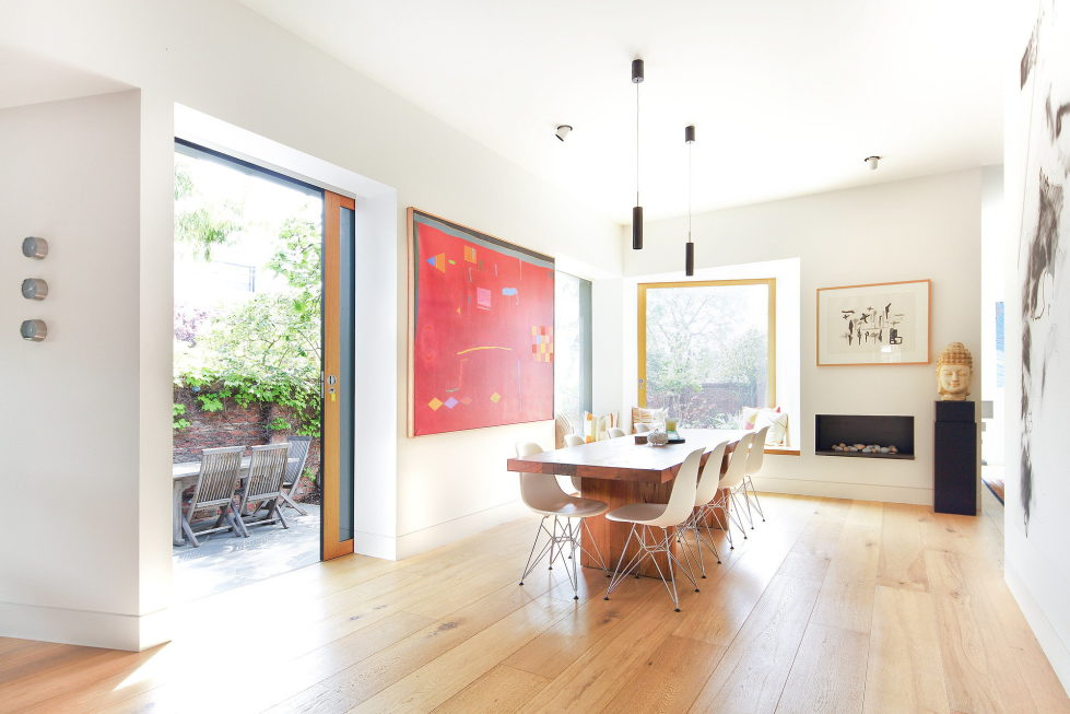 Merton Private Residency In Australia Combination Of Victorian And Modern Architecture 11