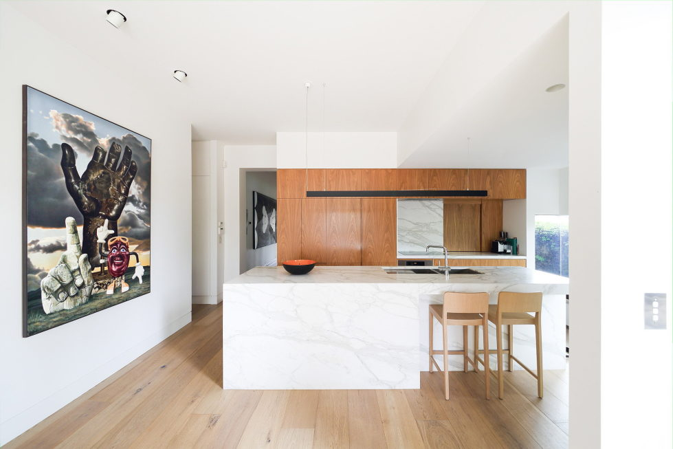Merton Private Residency In Australia Combination Of Victorian And Modern Architecture 13
