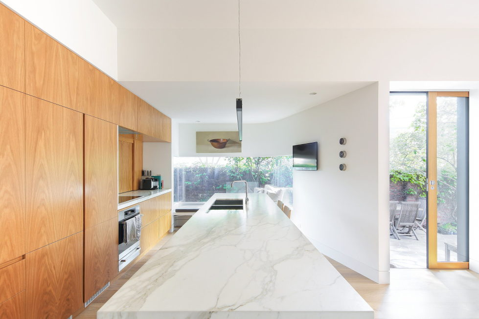 Merton Private Residency In Australia Combination Of Victorian And Modern Architecture 14