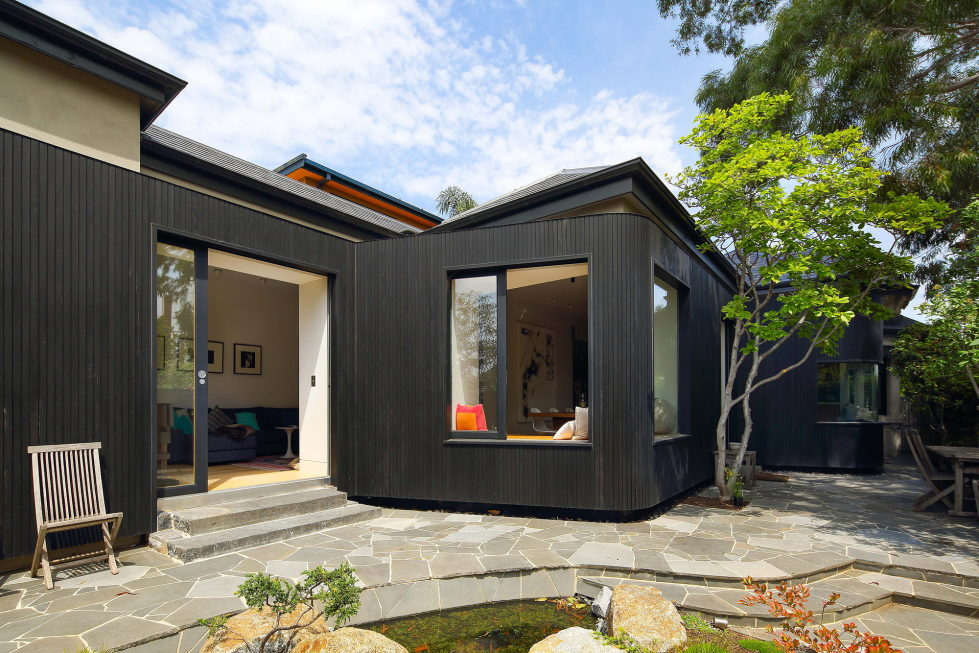Merton Private Residency In Australia Combination Of Victorian And Modern Architecture 3