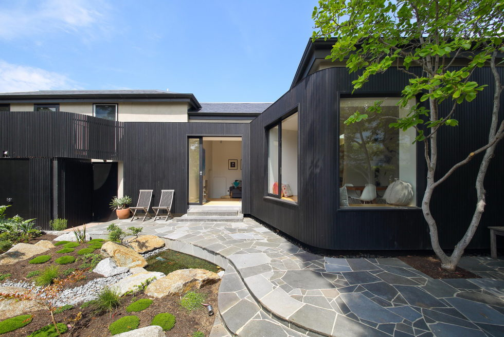 Merton Private Residency In Australia Combination Of Victorian And Modern Architecture 4