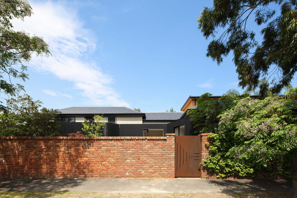 Merton Private Residency In Australia Combination Of Victorian And Modern Architecture 5