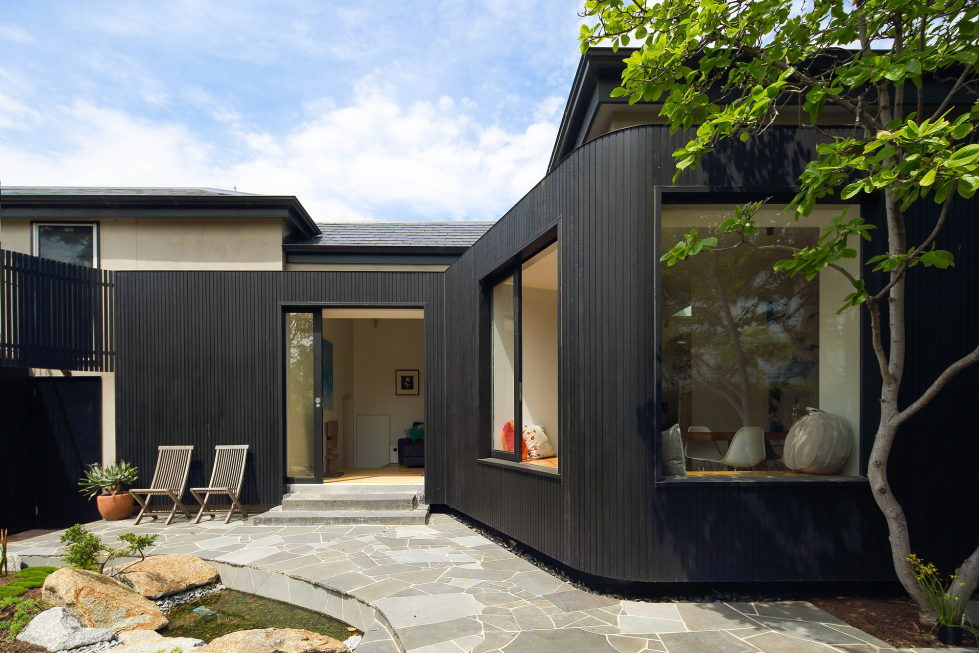 Merton Private Residency In Australia Combination Of Victorian And Modern Architecture 6