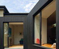 Merton Private Residency In Australia: Combination Of Victorian And Modern Architecture