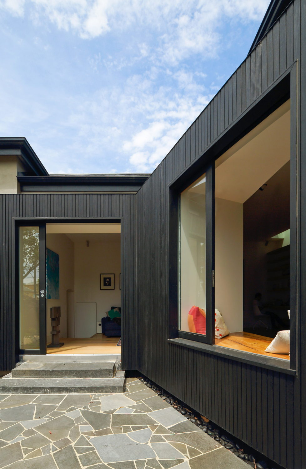 Merton Private Residency In Australia Combination Of Victorian And Modern Architecture 7