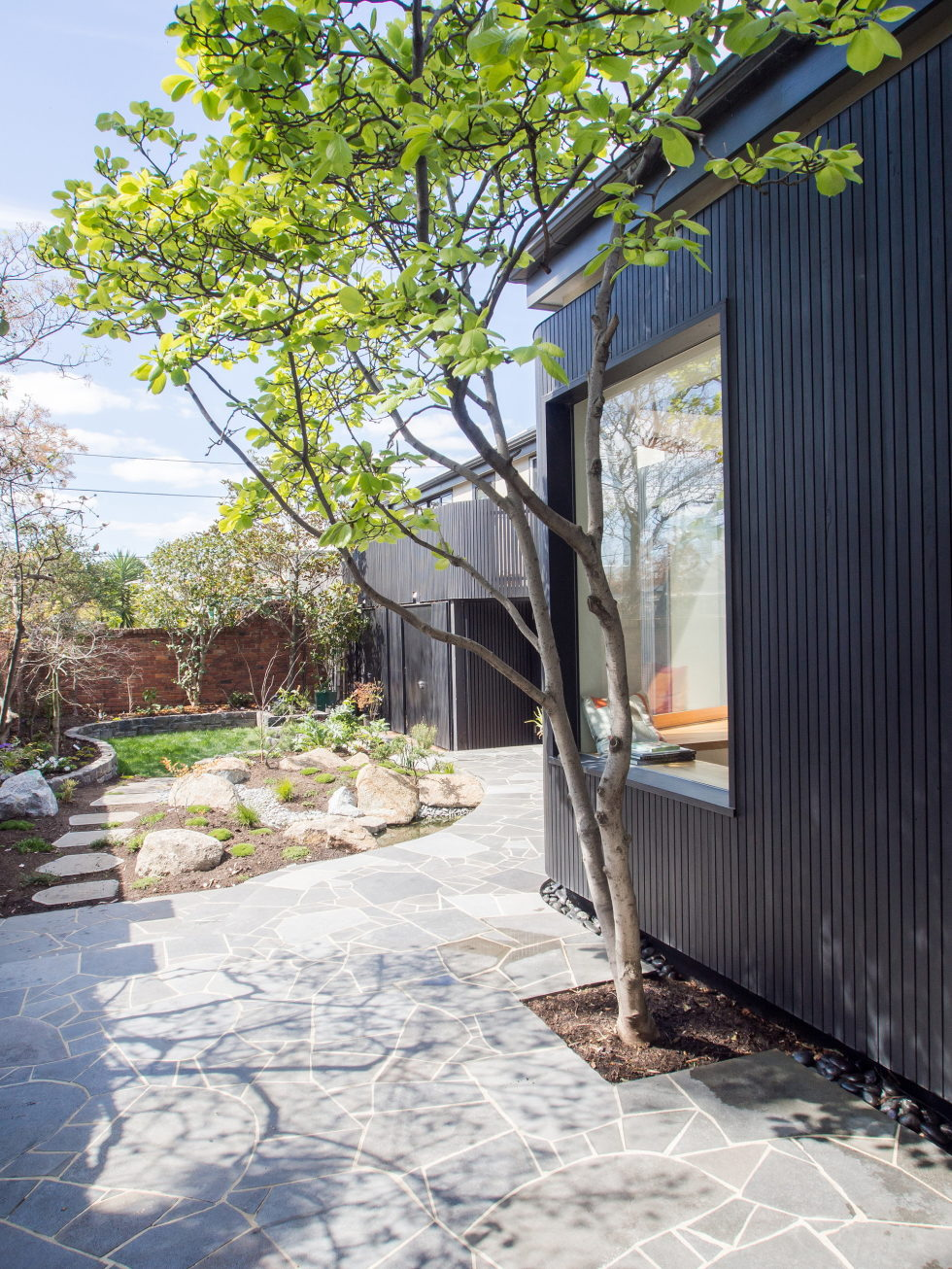 Merton Private Residency In Australia Combination Of Victorian And Modern Architecture 9