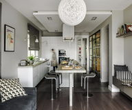 """""""Modern Palace"""": The Private House From Mood Works Studio In Warsaw, Poland"""