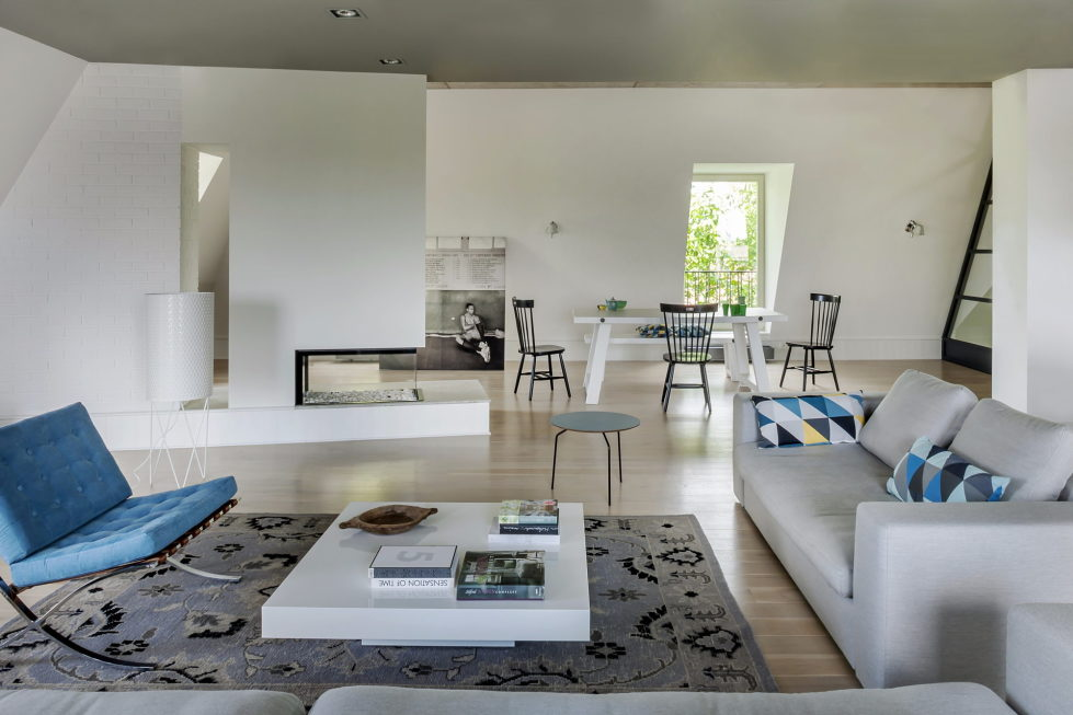Modern Palace The Private House From Mood Works Studio In Warsaw Poland 17