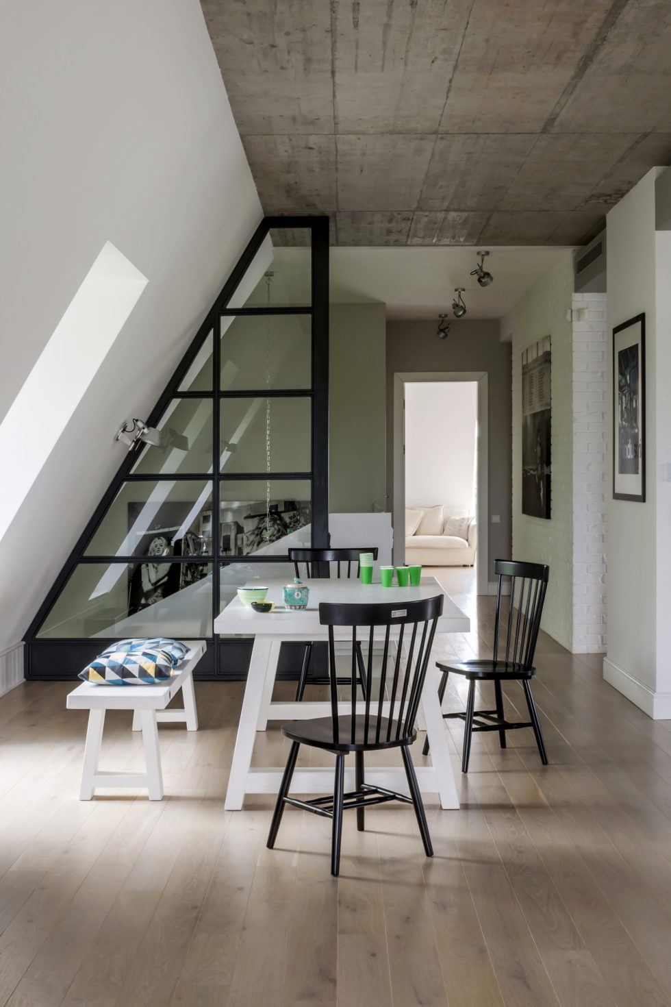 Modern Palace The Private House From Mood Works Studio In Warsaw Poland 18