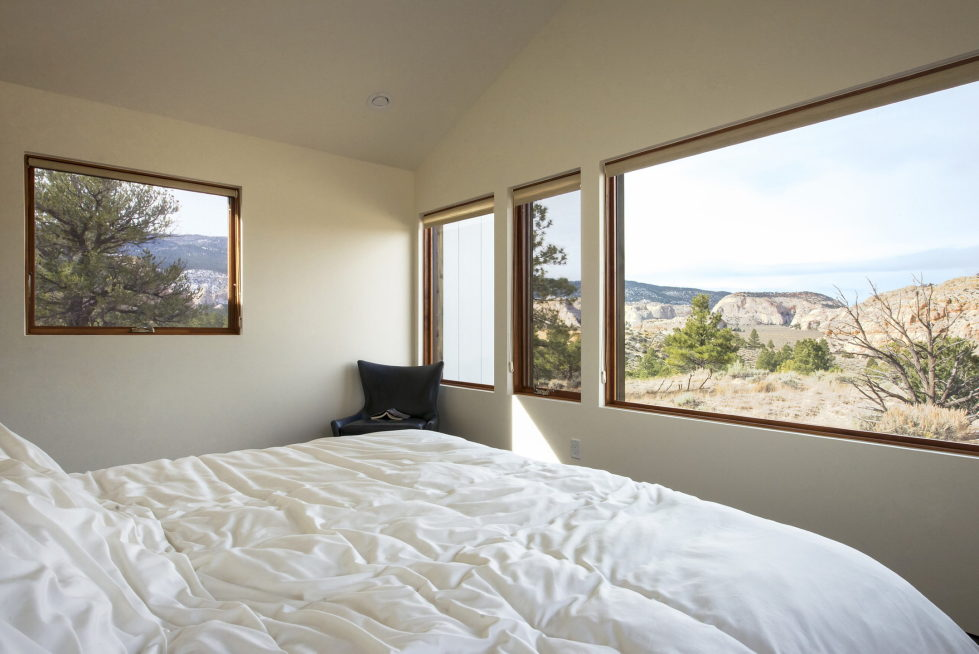 Original Project Of The House In Capitol Reef National Park From Imbue Design Bureau 11