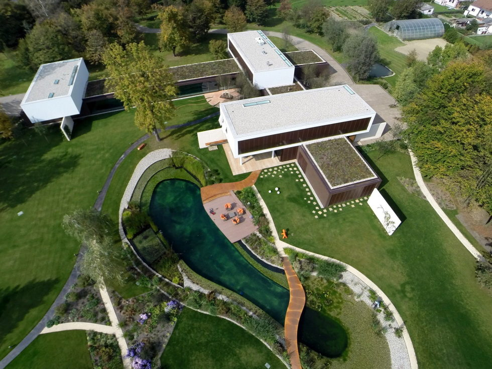 Pi Villa With Outstanding Landscape Park in Cepin From Oliver Grigic 1