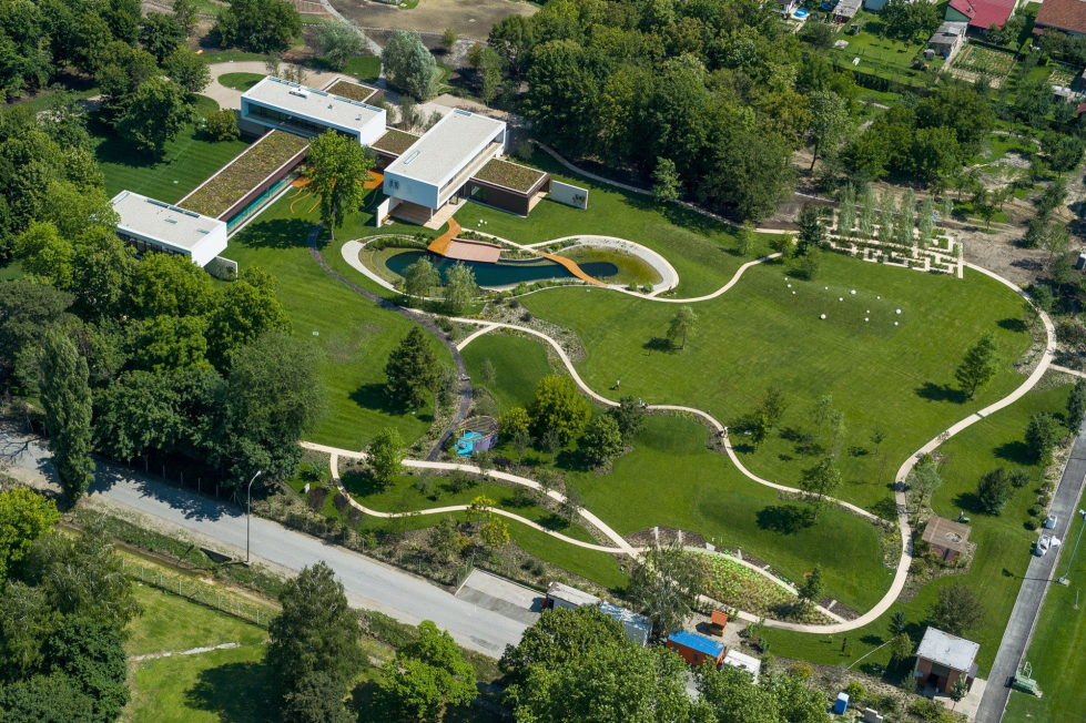 Pi Villa With Outstanding Landscape Park in Cepin From Oliver Grigic 3