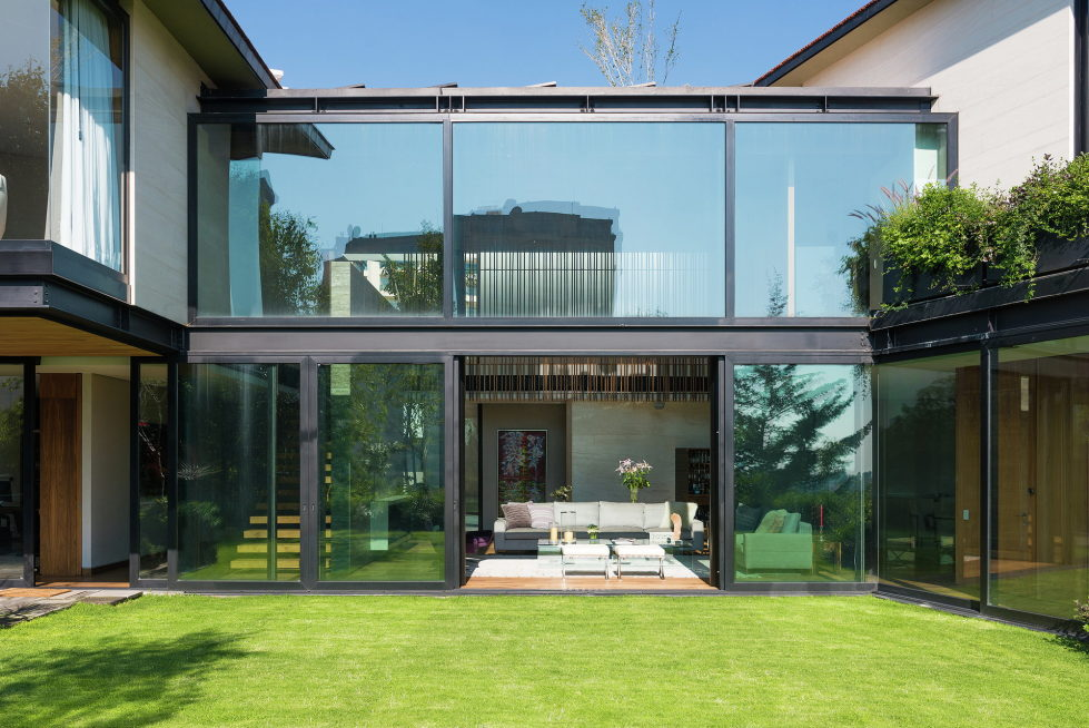 Private Residency Casa V9 In Mexico From VGZ Arquitectura Studio 11