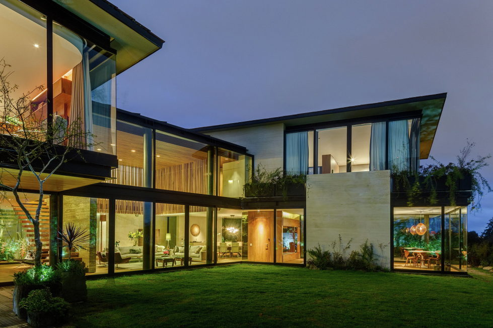 Private Residency Casa V9 In Mexico From VGZ Arquitectura Studio 16
