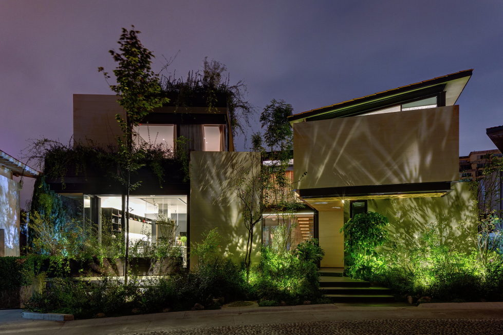 Private Residency Casa V9 In Mexico From VGZ Arquitectura Studio 17