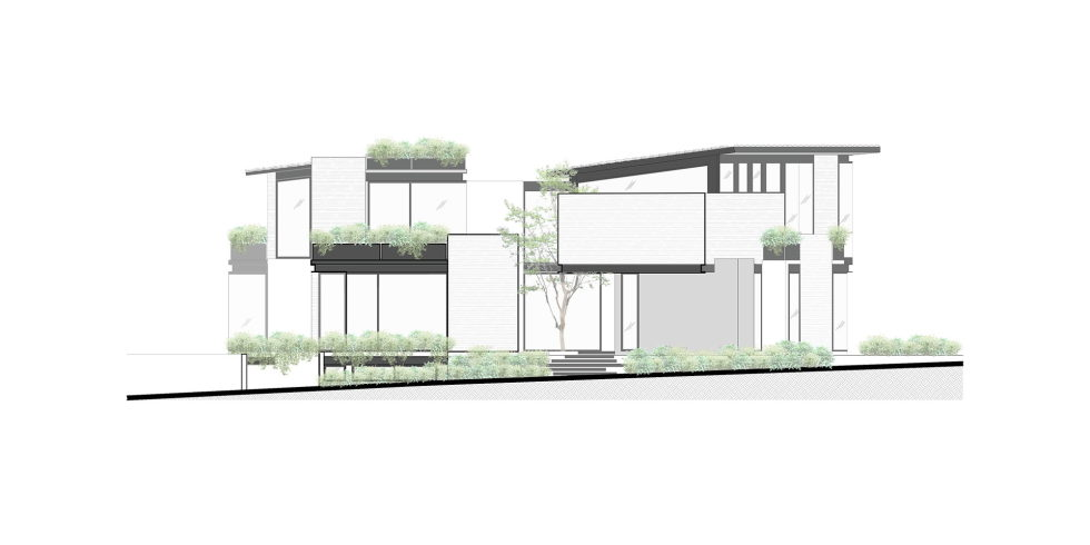 Private Residency Casa V9 In Mexico From VGZ Arquitectura Studio - Plan 4