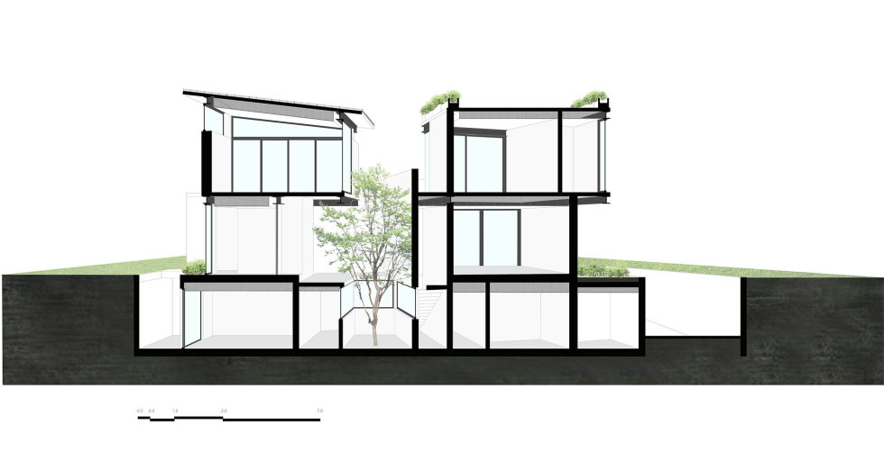 Private Residency Casa V9 In Mexico From VGZ Arquitectura Studio - Plan 8