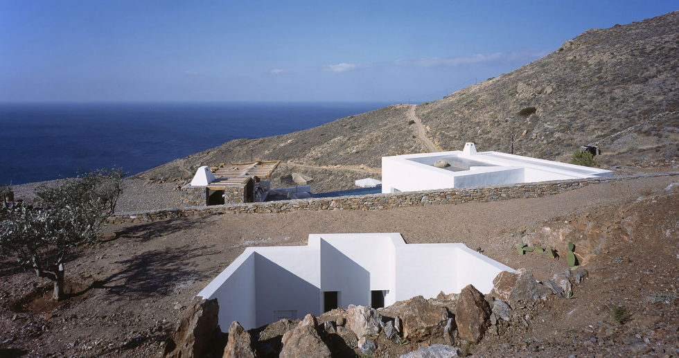 Syros II Residency On The Sunny Siros Island From Block722 Studio 1