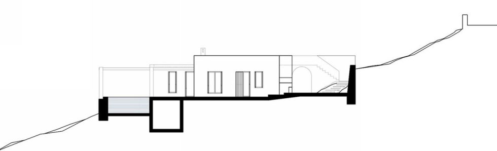 Syros II Residency On The Sunny Siros Island From Block722 Studio - Plan 2
