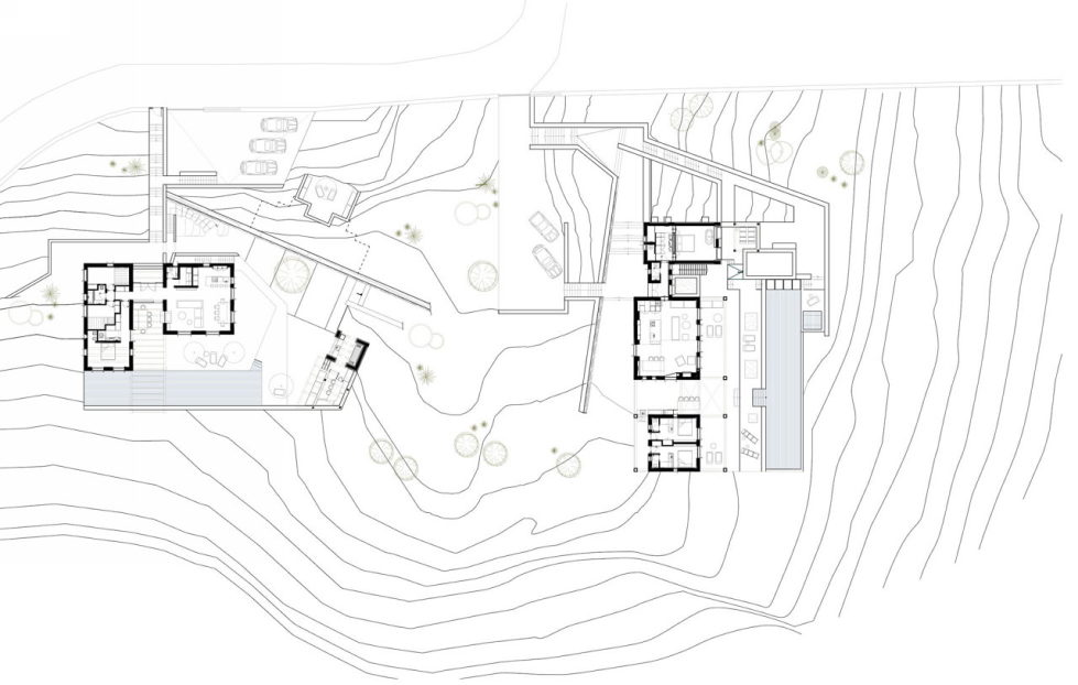 Syros II Residency On The Sunny Siros Island From Block722 Studio - Plan 3