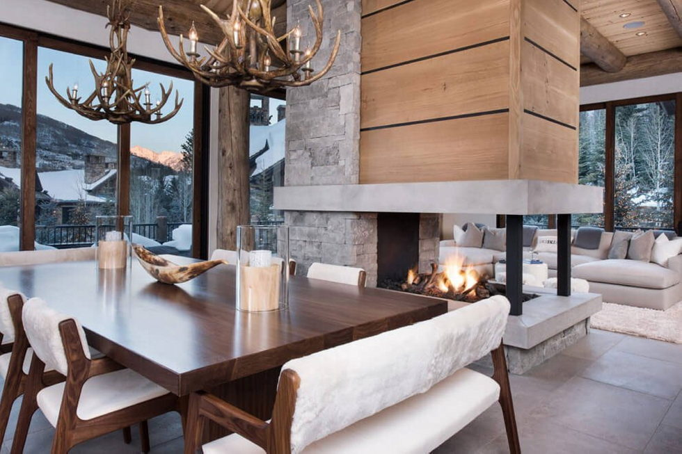 The Chalet House Vail Ski Haus From Reed Design Group 10