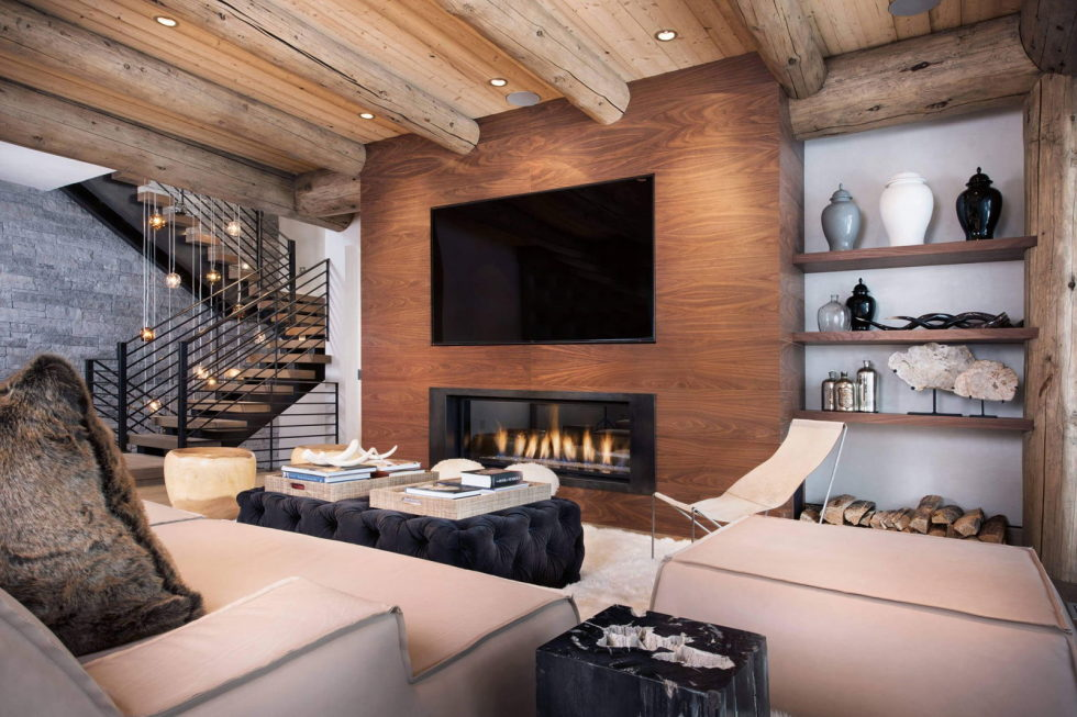 The Chalet House Vail Ski Haus From Reed Design Group 2