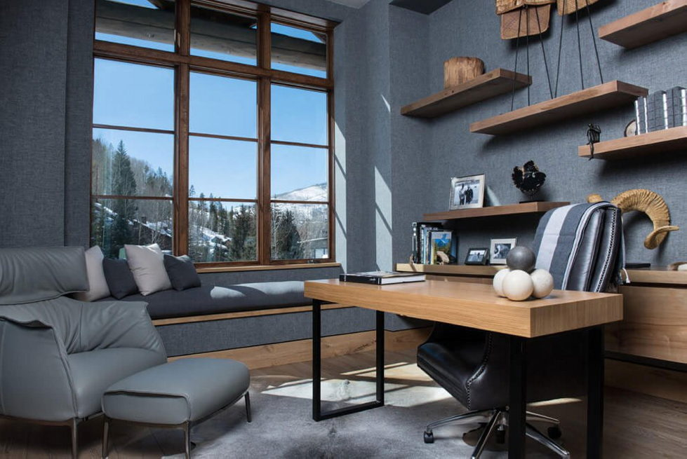 The Chalet House Vail Ski Haus From Reed Design Group 24