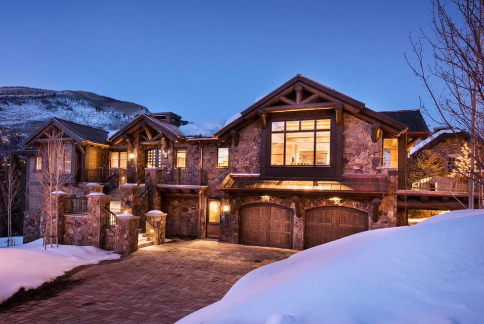 The Chalet House Vail Ski Haus From Reed Design Group 27
