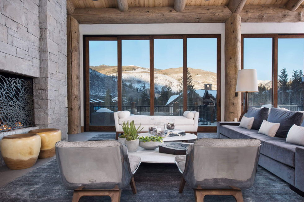 The Chalet House Vail Ski Haus From Reed Design Group 3