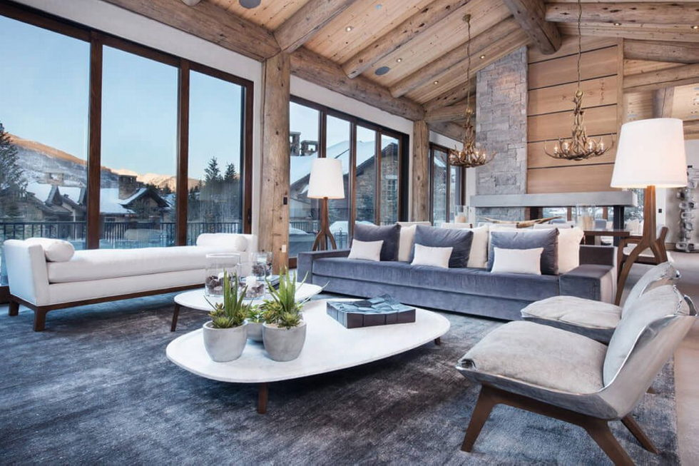 The Chalet House Vail Ski Haus From Reed Design Group 5