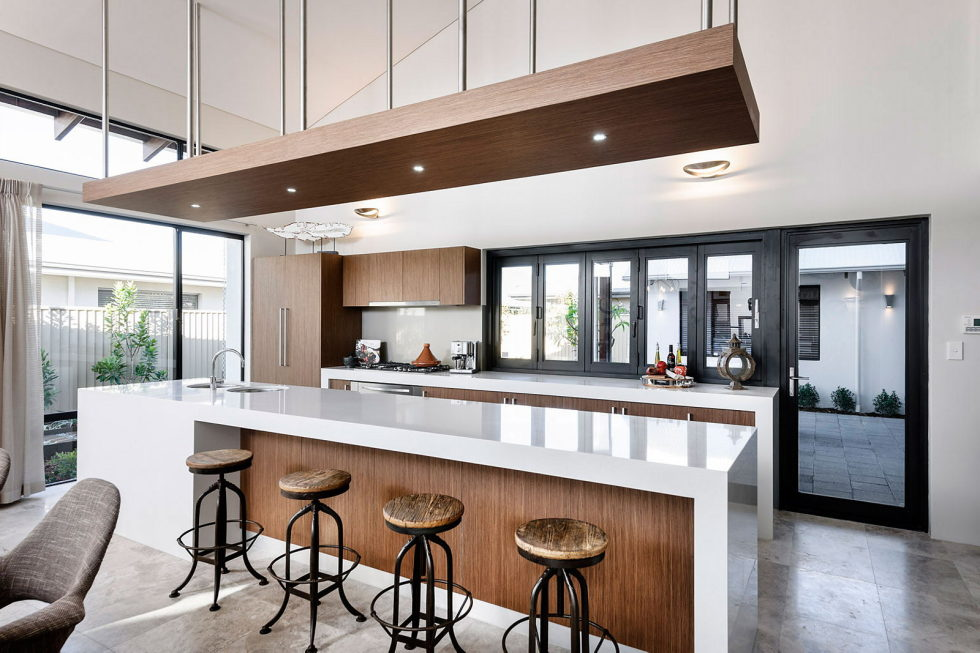 The House In Loft Style With Bright Interior In Pert (Australia) - The Bletchley Loft 13
