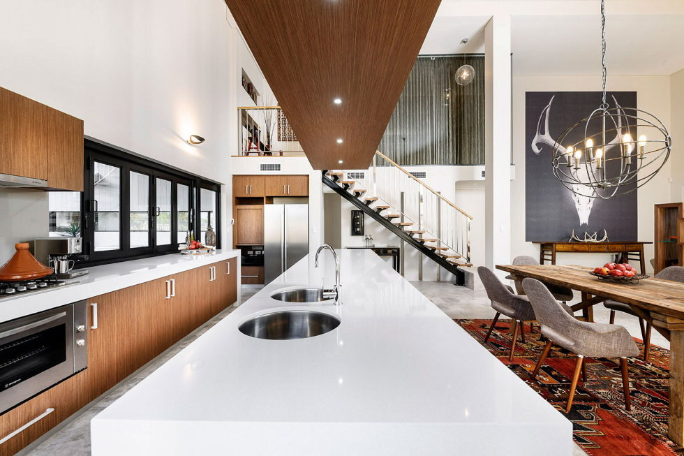 The House In Loft Style With Bright Interior In Pert (Australia) - The Bletchley Loft 15