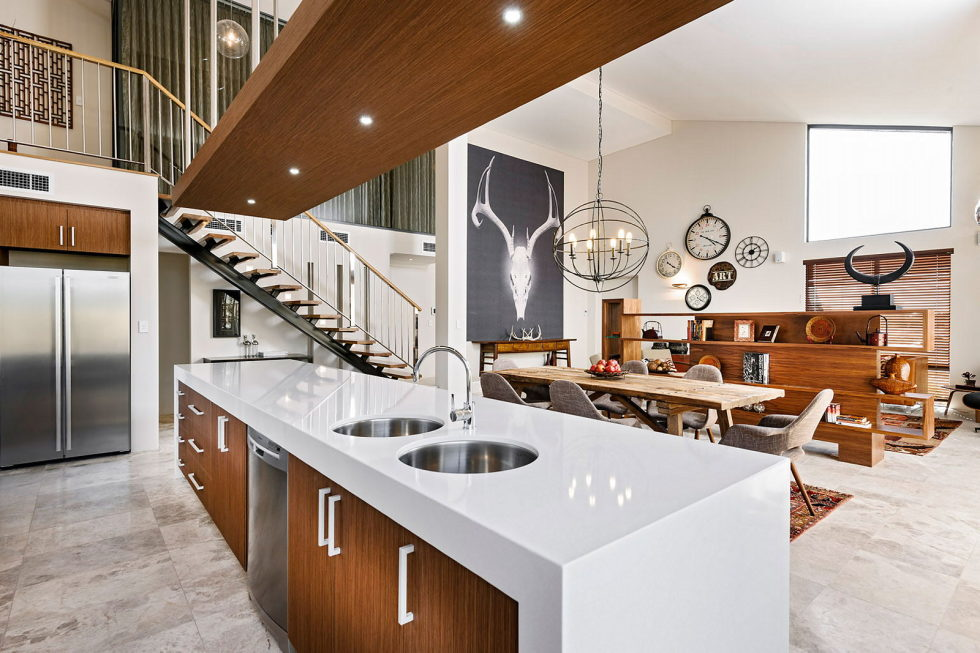 The House In Loft Style With Bright Interior In Pert (Australia) - The Bletchley Loft 17