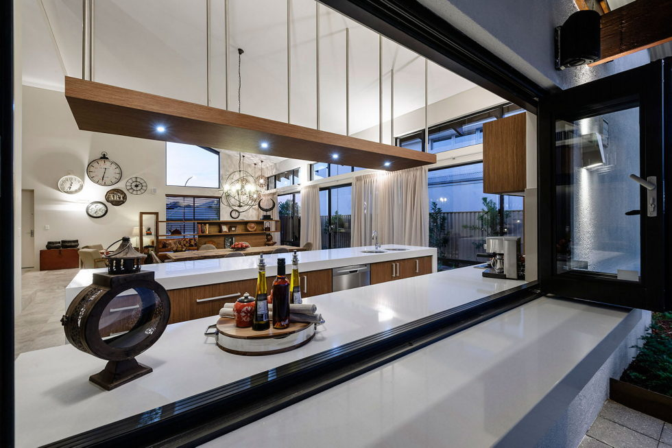 The House In Loft Style With Bright Interior In Pert (Australia) - The Bletchley Loft 18