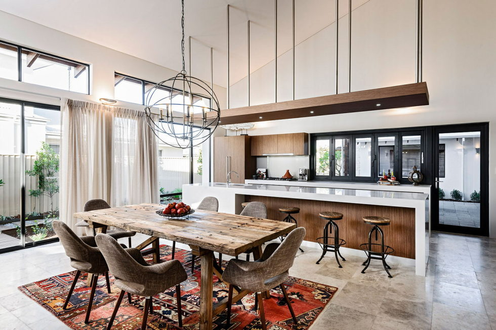 The House In Loft Style With Bright Interior In Pert (Australia) - The Bletchley Loft 19