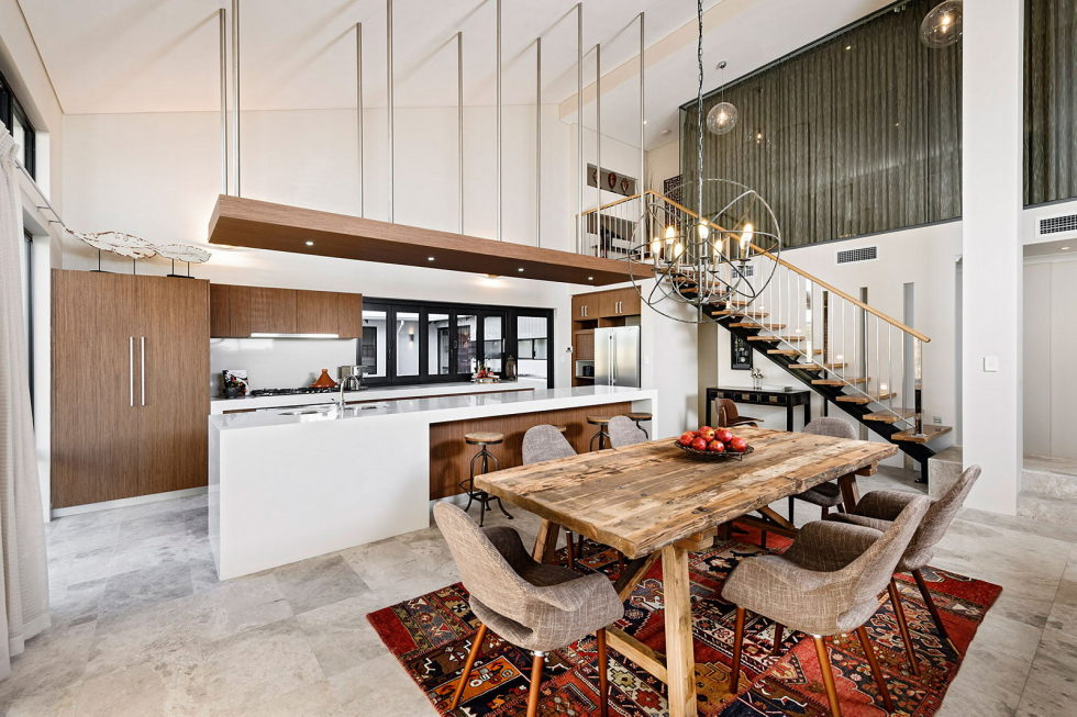 The House In Loft Style With Bright Interior In Pert (Australia) - The Bletchley Loft 20