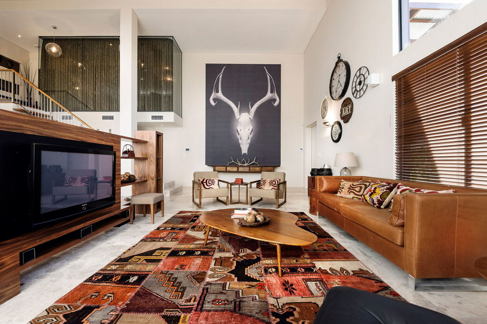 The House In Loft Style With Bright Interior In Pert (Australia) - The Bletchley Loft 9