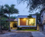 """""""TheShelter&#;:ExtensionOfTheRuralHouse`sSpaceinVietnam"""