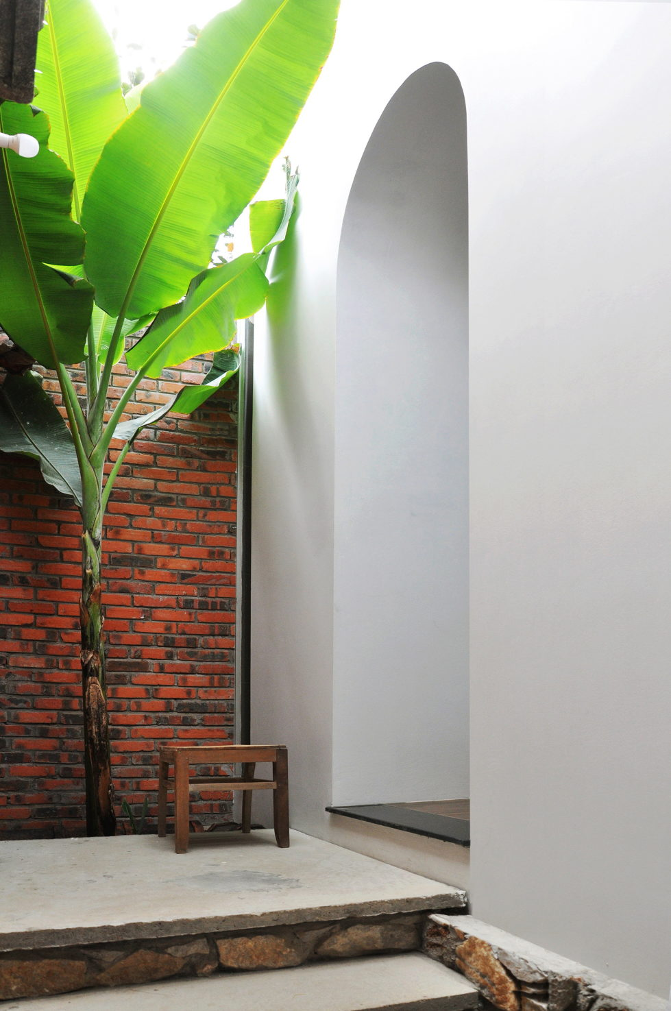 The Shelter Extension Of The Rural Houses Space in Vietnam 7