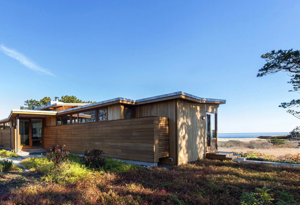 The house on the shore of the Atlantic Ocean by the Hammer Architects 6
