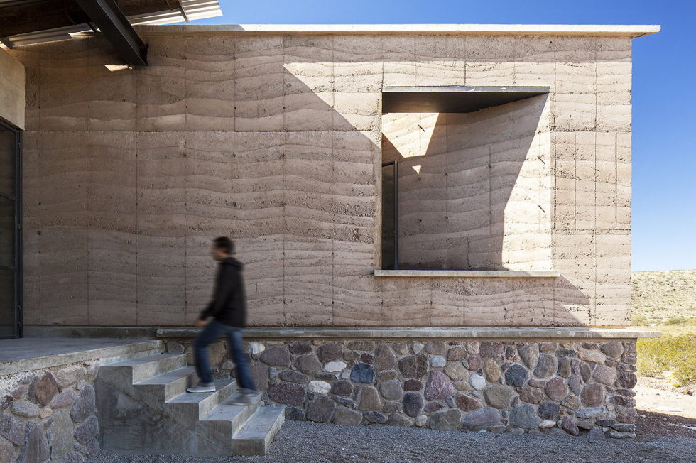 Unusual House From Greenfield Studio At The Ecological Reserve In Mexico 10