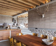 Unusual House From Greenfield Studio At The Ecological Reserve In Mexico