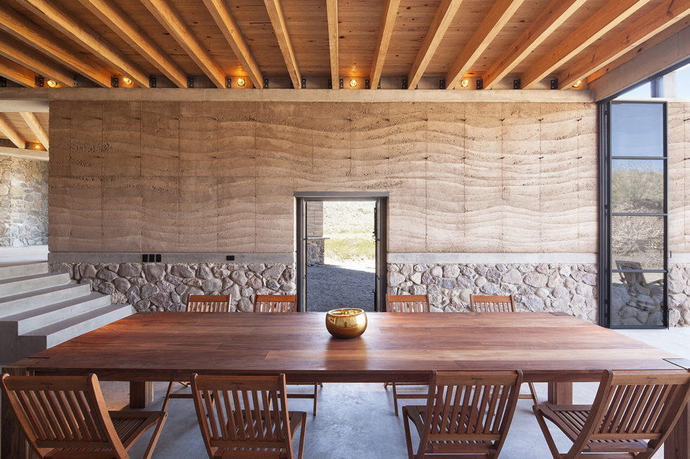 Unusual House From Greenfield Studio At The Ecological Reserve In Mexico 4